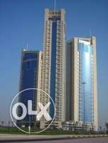 Higher Floor 2 Br full furnish apt for sale in Abraj AlLulu BD.93,500/