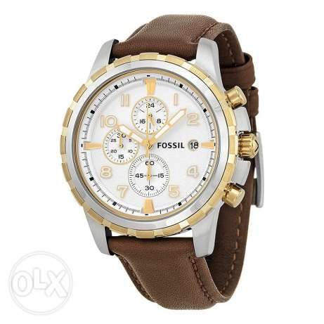 Original Fossil mens watch for sale brand new