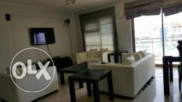 2 bedroom apartment for rent in Amwaj/fully furnished all inclusive