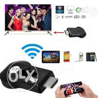 WIFI display receiver dongle for any TV