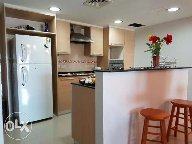 2 Bedroom beautiful flat in Amwaj/fully furnished with all facilities جزر امواج  -  1