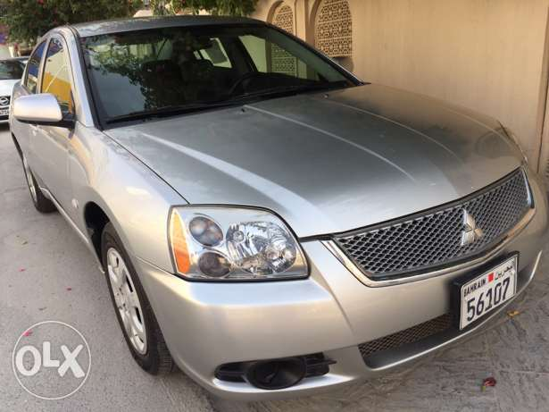 galant mithsubis 2013 full automatic very good condition