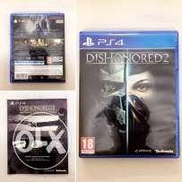 Dishonored 2 + DLC PS4