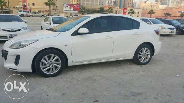 Urgent sale mazda 3 full option single owner