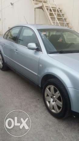Volkswagon passat for sell