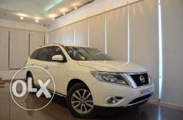 Nissan Pathfinder 2015 Model