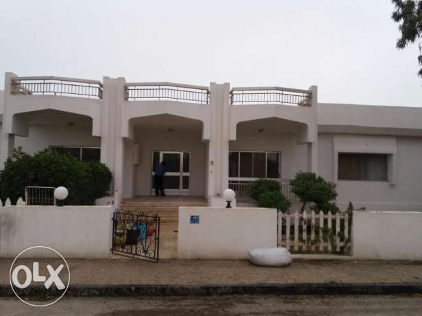 4 Bedrooms Semi Furnished Villa in Saar in Compound