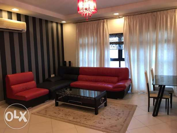 Nice 2 BR apartment in Janabiya