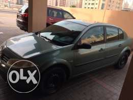 Renault Megane 2006 for sale as parts, non-registrable