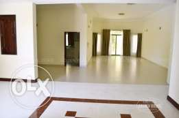 3 Bedroom semi furnished compound villa near cause way