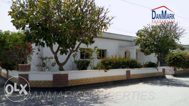 Single Storey 4 Bedroom Semi VILLA with Private Garden BARBAR