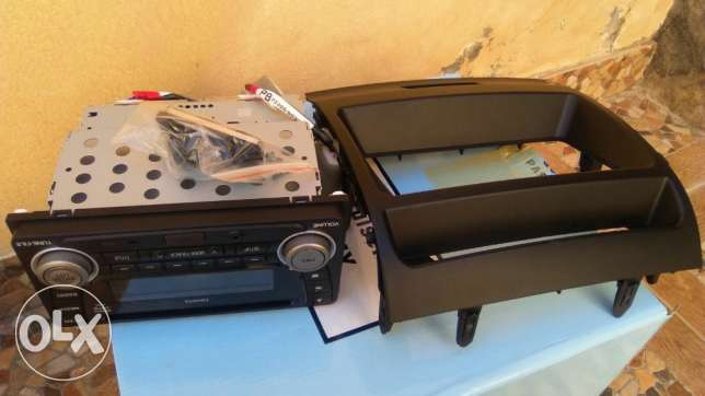 مسجل أصلي لاند كروزر radio system original for land cruiser