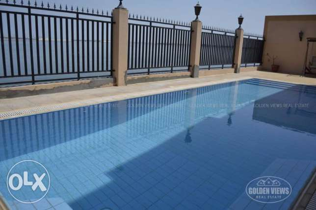 Sea View 5 Bedrooms Modern compound villa with excellent amenities