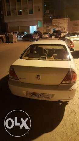 My car for sale Nissan sunny model 2007 passing and insurance 31-7-201