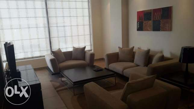 Near Seef modern 2 BR in new Sanabis