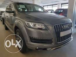 Audi Q7 Price Reduced