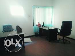 very nice and big office for rent in Adliya
