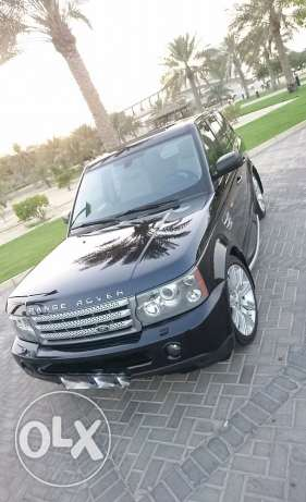 For sale Range Rover Sport HSE 2008