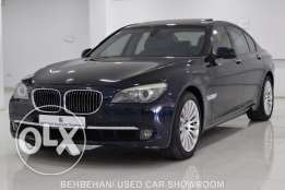 BMW 750i 2009 for sale