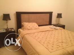 Picturesque 2 Bed rooms apartment with decent furniture full furnished