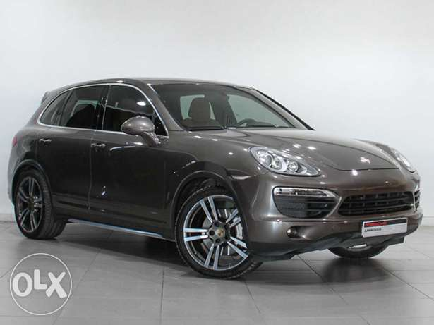 "Porsche Cayenne S 2014MY ""Approved"""