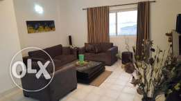 2br {sea view} flat for rent in amwaj island 110 sqm.