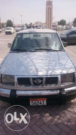Nissan Double cabin pick-up for urgent sale