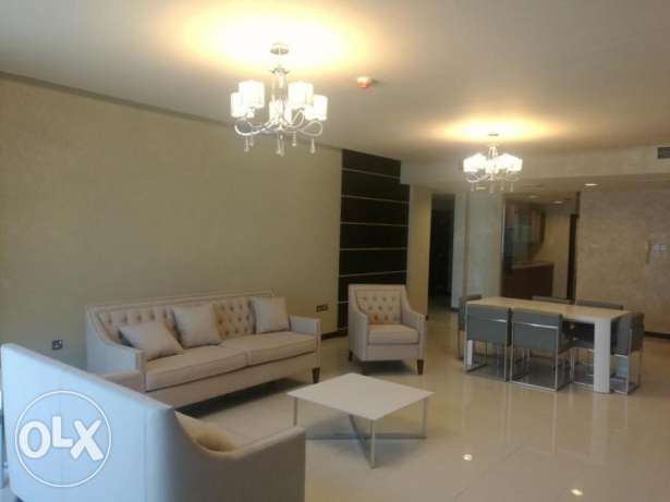 Elegant 2 bedroom fully furnished apartment for rent at seef