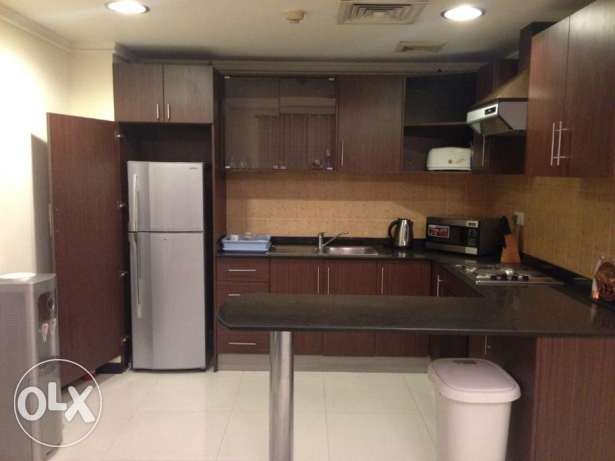 1 br flat for rent in juffair. جزر امواج  -  3