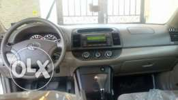 Toyota Camry model 2006 urgent sale very clean car