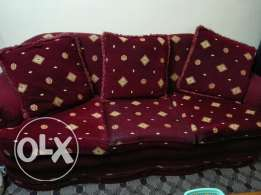 3seater sofa +single seat
