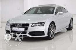 Used Audi A7 3.0T for sale in Bahrain
