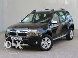 RENAULT Duster 2015 Black For Sale