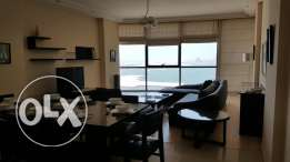 SEA VIEW very modern 2 bedroom fully furnished apartment aa37
