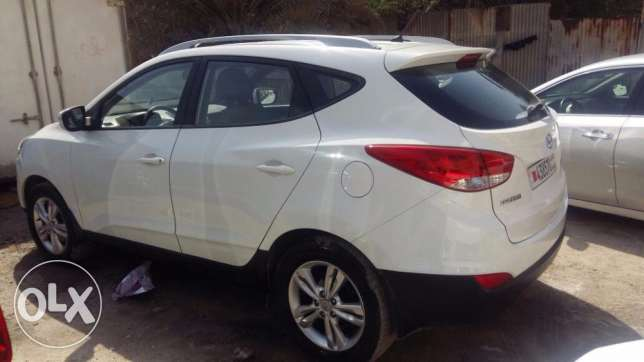 Hyundai Tucson 2013 model (full options)