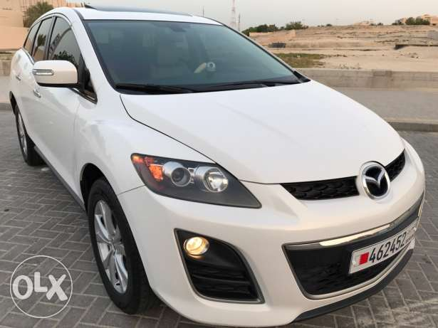 Mazda CX-7 2011 fully loaded