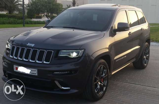 Jeep Grand Cherokee SRT8, 2014, Only 19,000 kms, Warranty, No accident