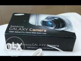 Samsung galaxy camera 16.3 MP 21X,23mm optical wide zoom lens