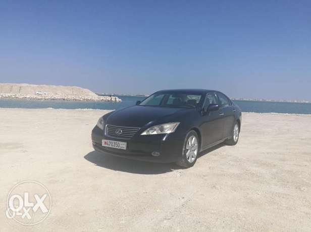 Lexus ES350 Full Options 2007 excellent condition