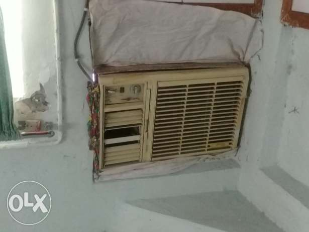 Two Air conditioners