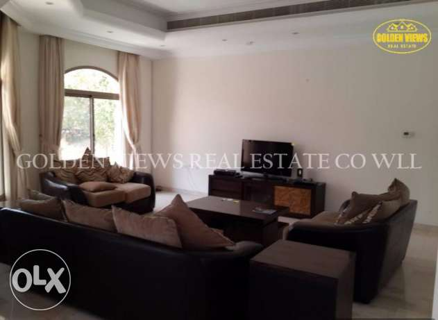 5 BR fully furnished villa for rent with garden,pool rent all inclusiv