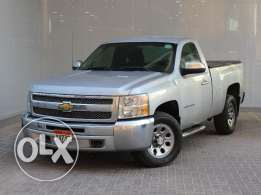 Chevrolet Silverado 1500 4.3L 2WD WT Reg Silver 2012 For Sale