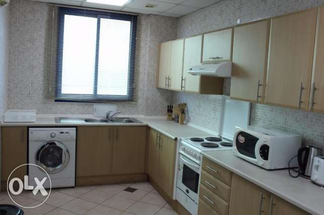 flat in Juffair 2 bedroom fully furnished