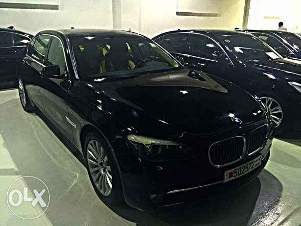 Offer BMW 730Li 2010 Low Price