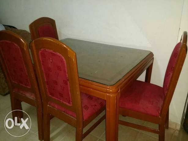 Dining table - 30BD Only