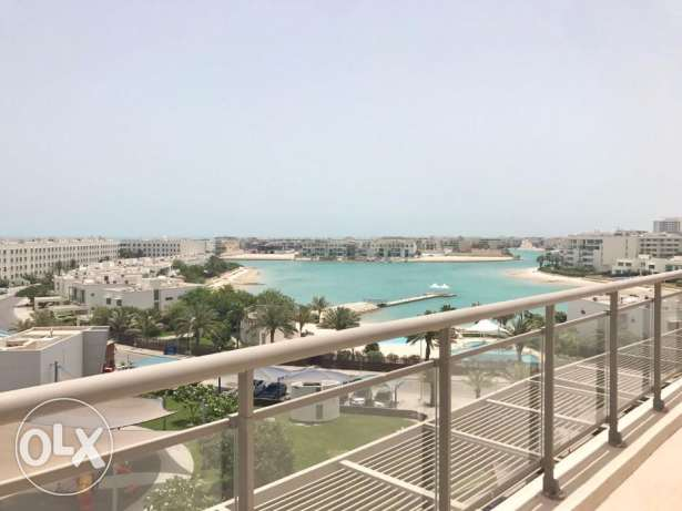 Spacious Fantastic Sea View Penthouse for Sale in Amwaj Island !!