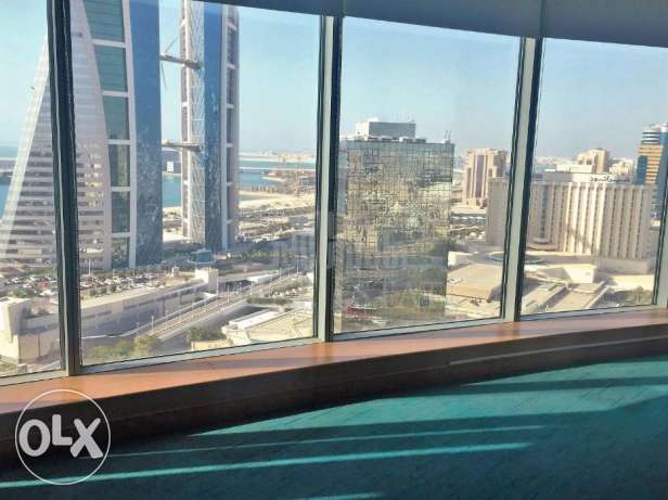 Fully fitted office space in Manama.