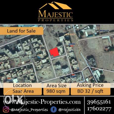 Land for Sale in Saar Area, Ref: MPM0130