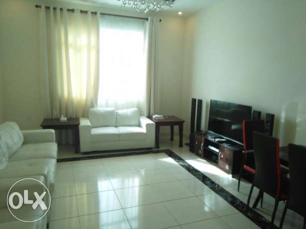 2BR Flat for rent in seef Fully furnished