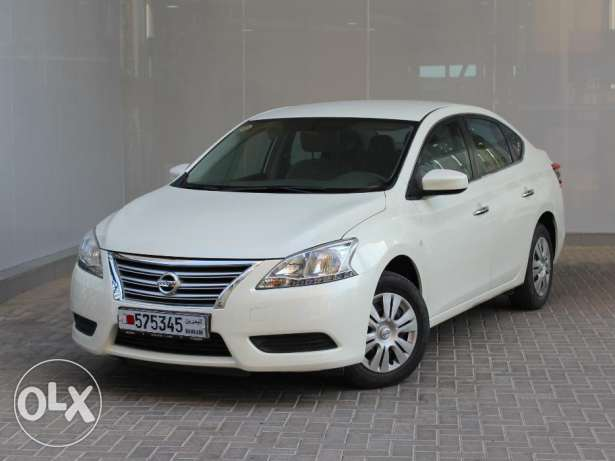 Nissan Sentra 1.6L Low 2016 White For Sale